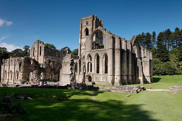 Masham and Fountains Abbey