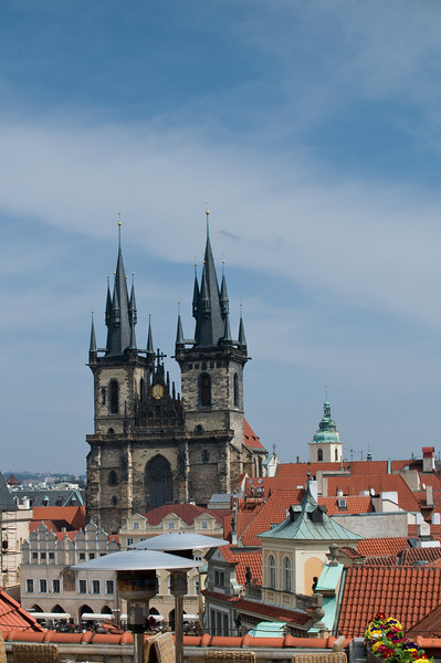 Prague, April 2008